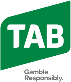 Logo for TAB Gamble Responsibly RGB